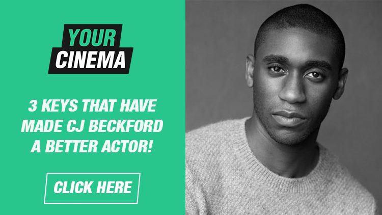 3 Keys That Have Helped CJ Beckford Be a Better Actor…